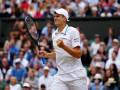 Хуркач обыграл Федерера в четвертьфинале Уимблдона