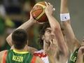 Евробаскет-2009: Испанцы не пустили литовцев в плей-офф