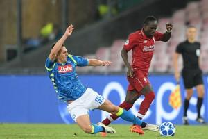 Форвард Наполи подвергся вооруженному ограблению после матча с Ливерпулем
