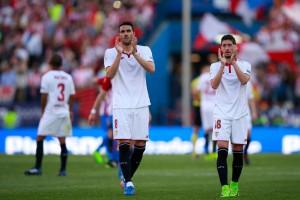 Севилья - Осасуна 5:0 Видео голов и обзор матча чемпионата Испании