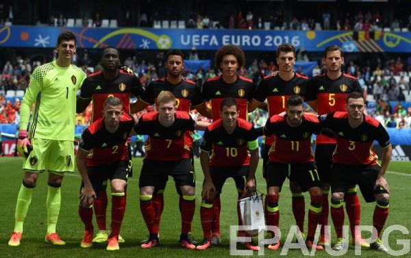 Прогноз на матч Швеция - Бельгия от букмекеров