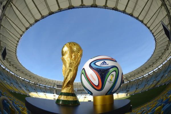 Официальный мяч чемпионата мира 2014 - Brazuca