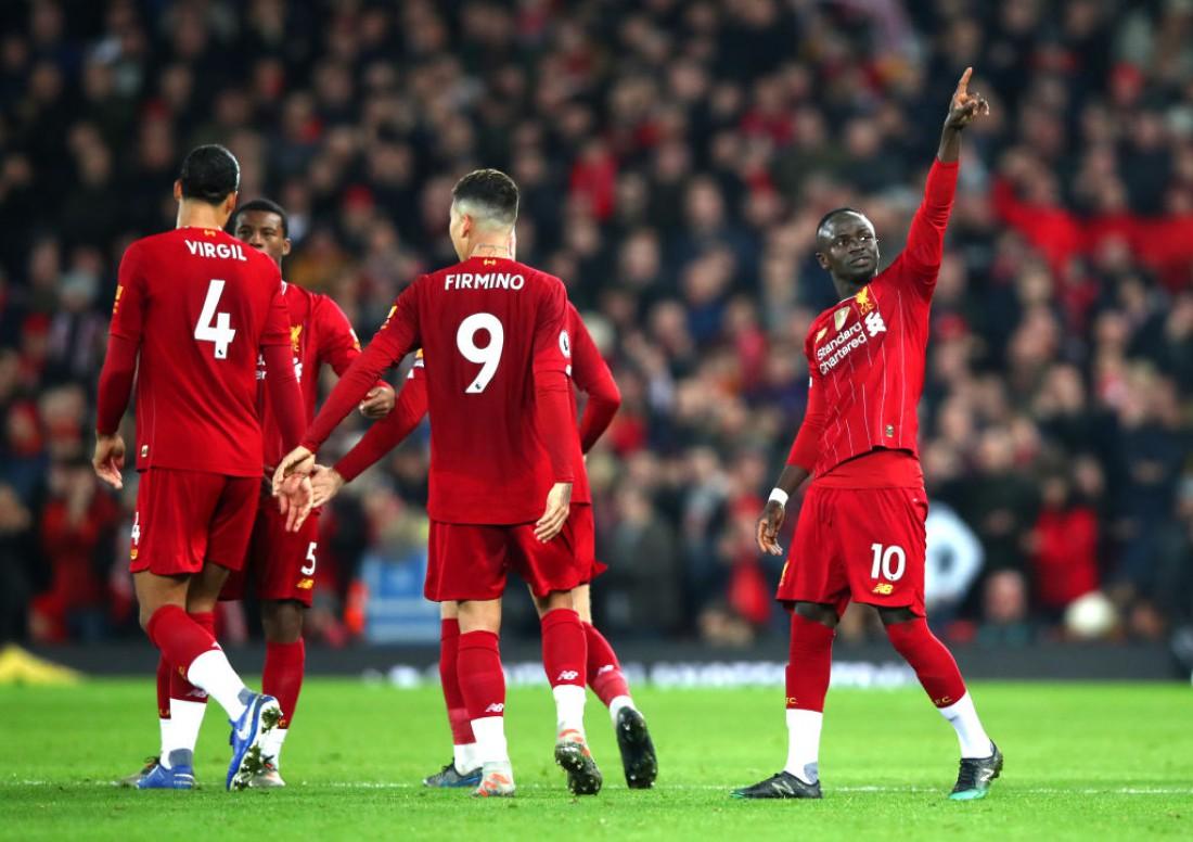 Ливерпуль - Вулверхэмптон: видео гола и обзор матча