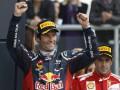 Команда Red Bull готова продлить контракт с Уэббером