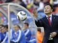 Тренер сборной Южной Кореи ушел со своего поста