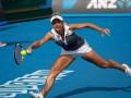 Украинка Цуренко впервые в карьере вышла в финал крупного теннисного турнира