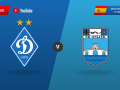 Динамо – Осиек: видео онлайн трансляция товарищеского матча