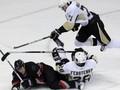 NHL: Федотенко помог Пингвинам обыграть Блюзменов