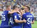 Львов - Динамо 0:1 видео гола и обзор матча