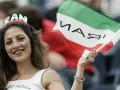 Иранским женщинам запретили смотреть Евро-2012