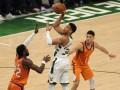 Плей-офф НБА: Милуоки сравнял счет в финальной серии с Финиксом