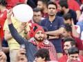 Женщины прикинулись мужчинами, чтобы посмотреть награждение чемпионов в Иране