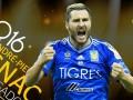 Форвард сборной Франции выиграл мексиканский Золотой мяч