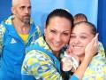 Гимнастка Бачинская завоевала вторую бронзу на ЮОИ