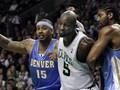 NBA: Гарнетт приносит победу Бостону