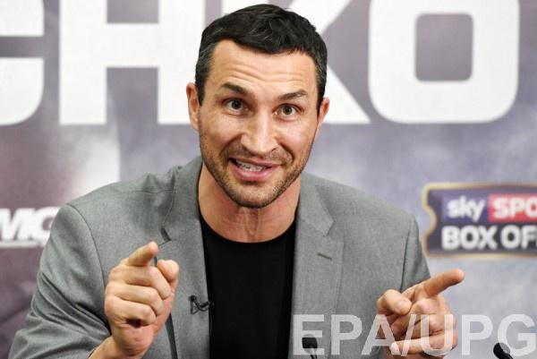 Кличко получил награду отМеждународной ассоциации любительского бокса
