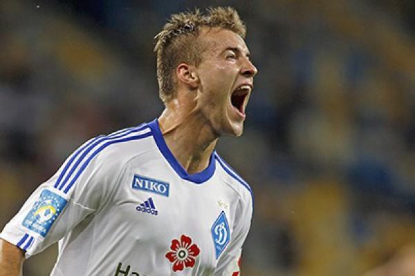 Европейские эксперты оценили вклад Ярмоленко в игру Динамо в Лиге Европы