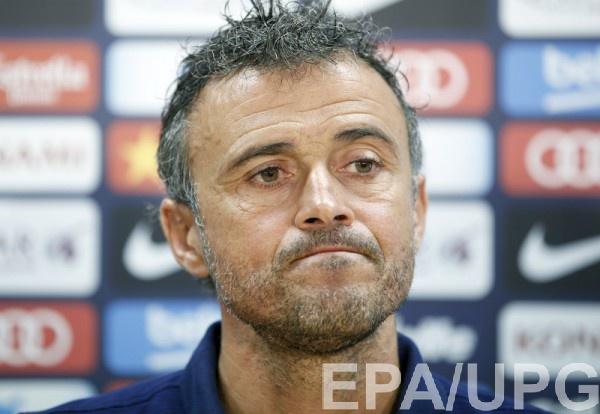 Луис Энрике доволен составом Барселоны