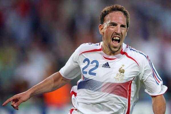 Рибери не может представить Францию без чемпионата мира