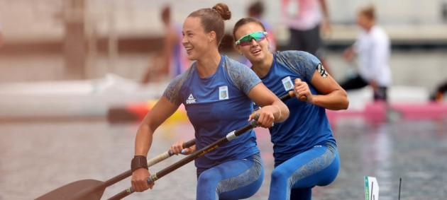 Лузан и Четверикова стали чемпионками мира на дистанции 500 метров