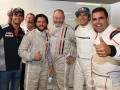 Сайнс прокатил Джона Сноу по трассе перед Гран-при Италии