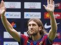 Чигринский объяснил, зачем целовал эмблему Барселоны