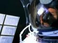 Спортсмен прыгнул из стратосферы, преодолев скорость звука