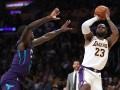 НБА: Оклахома разгромила Голден Стэйт, Шарлотт крупно уступил Лейкерс