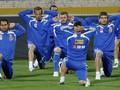 Игроки сборной Греции рассказали о предстоящем матче с Украиной