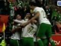 Евро-2012: Конец сказке. Эстония разгромно уступает Ирландии