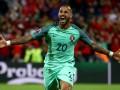Португалия минимально обыграла Хорватию и вышла в 1/4 финала Евро-2016