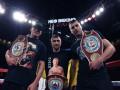 Замечательная украинская тройка: реакция соцсетей на победы украинских боксеров