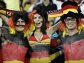 Фотогалерея: Бундесфеерия. Сборная Германии разгромила австралийцев