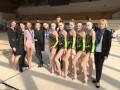 Украинские гимнастки взяли  три медали в финалах Гран-При во Франции