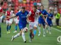 Динамо упустило выездную победу над Славией