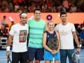 Australian Open-2017: Федерер, Уильямс и Вавринка шагают в полуфинал