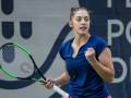 Гамалий прошла во второй раунд турнира ITF в Португалии