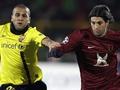 Домингес признан лучшим футболистом Чемпионата России