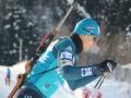 Биатлон: Пидручный – лучший из украинцев в пасьюте чемпионата Европы