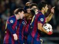 Барселона на глазах собственных болельщиков уничтожила Леванте