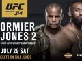 Кормье – Джонс: видео онлайн трансляция боя UFC