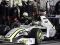 Brawn GP отпраздновала успех в Брэкли