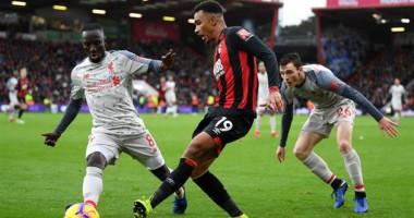 Борнмут - Ливерпуль 0:4 видео голов и обзор матча