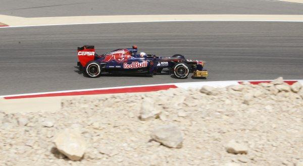 Toro Rosso ничем не блеснул на этапе