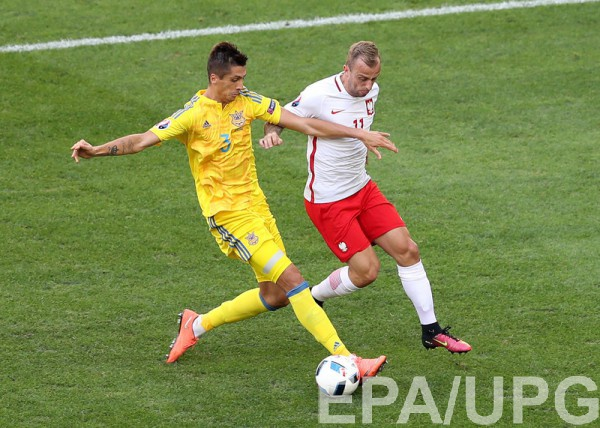 Основной защитник сборной Украины несыграет встартовой борьбе отбора наЧМ