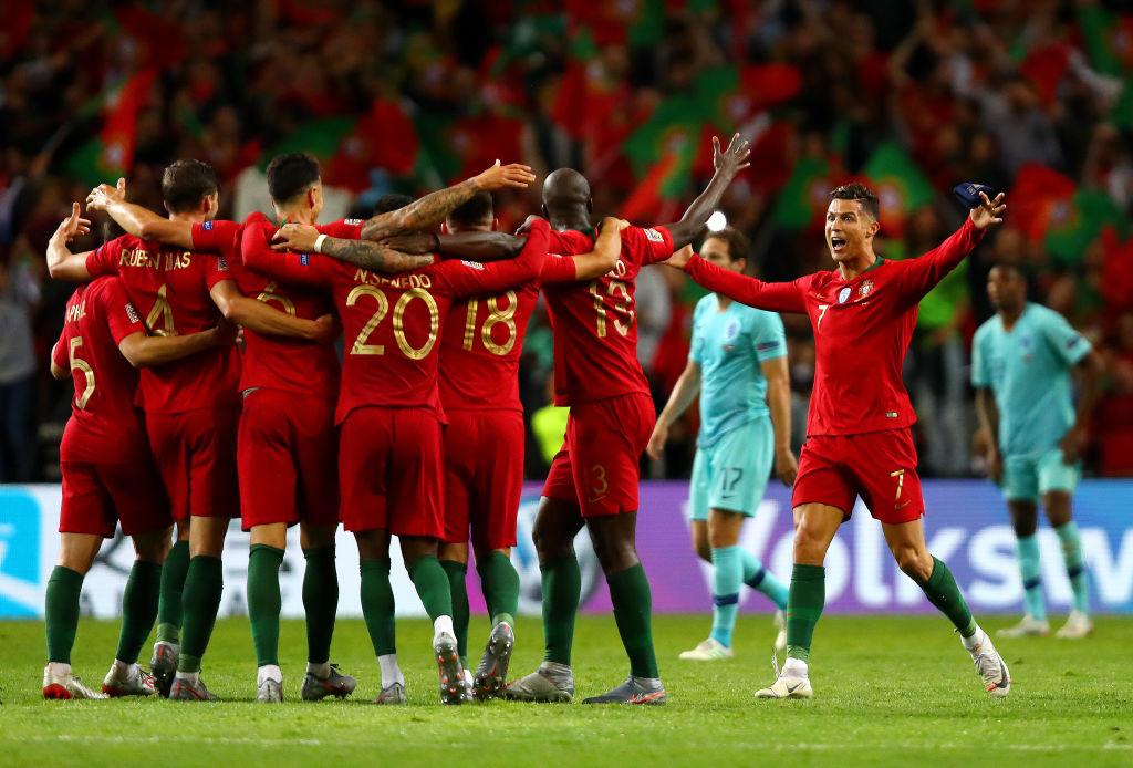 Заявка на величие. Португалия снова лучше всех в Европе!