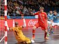 Футзал. Россия повергла Испанию в полуфинале Евро-2014