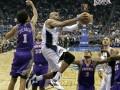 NBA. Блейзерс побеждают без Роя, Санс проигрывают без Нэша