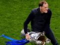 Тухель устроил яркое шоу после победы в Лиги чемпионов