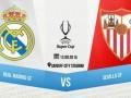 Реал Мадрид - Севилья: где смотреть матч за Суперкубок UEFA